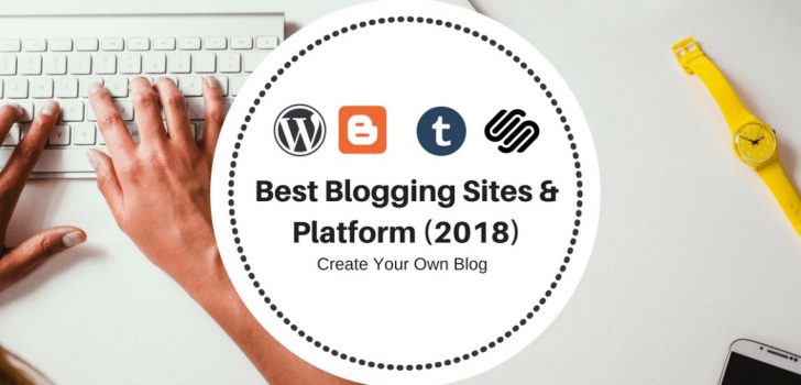 Smart Tips to Select the Best Blogging Platform Around