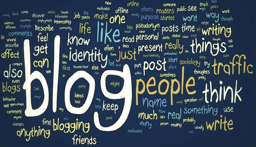 reasons why you should try blogging